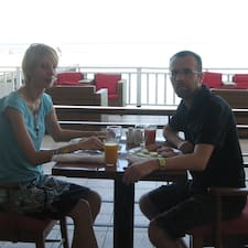 Virginie & David User Profile