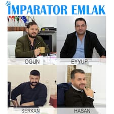 We Are Serkan, Hasan And Eyüp est l'hôte.