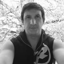 Perfil do utilizador de Vasyl