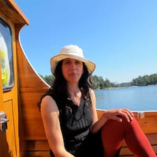 Judith Kraft Brukerprofil