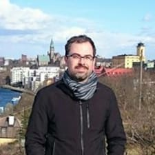 Perfil de l'usuari Branko