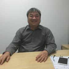 Profil utilisateur de Tzu Feng