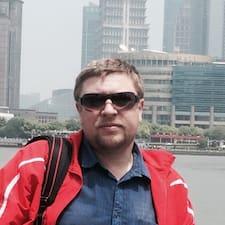Perfil do utilizador de Ярослав / Iaroslav