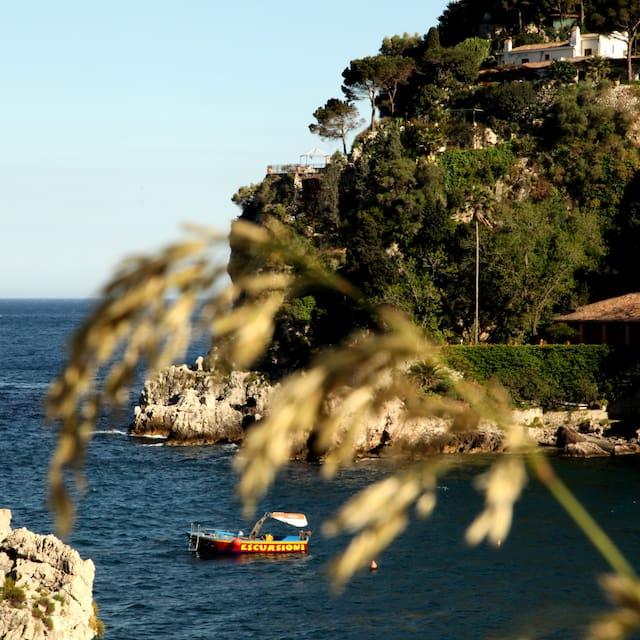 Guidebook for Mazzarò - Taormina