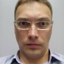 Henkilön Yury käyttäjäprofiili