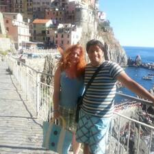 Anna & Maurizio is the host.