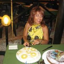 Maria Antonietta is the host.