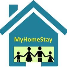 Profil korisnika MyHomeStay