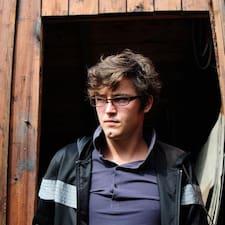 Henkilön Tomáš käyttäjäprofiili
