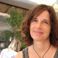 Anne Parker felhasználói profilja