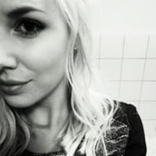 Kloé felhasználói profilja