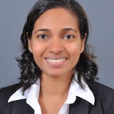 Profil utilisateur de Prasadini