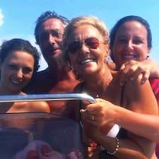 Claudio Agata Angela Chiara Brugerprofil