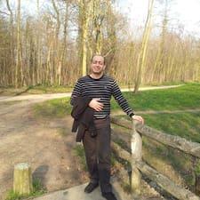 Djamel User Profile