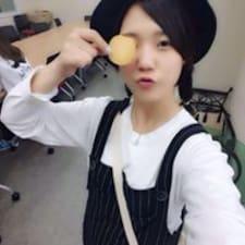 Perfil do usuário de Daeun