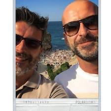 Perfil do utilizador de Nico & Giuseppe