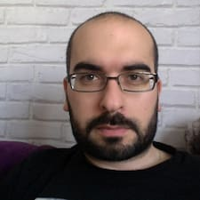 Profil utilisateur de Fédérico