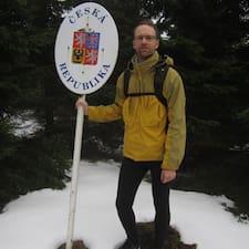 Perfil do usuário de Štěpán