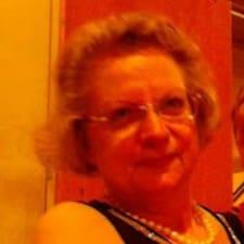 Maria Grazia ist der Gastgeber.