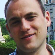 Användarprofil för Frédéric