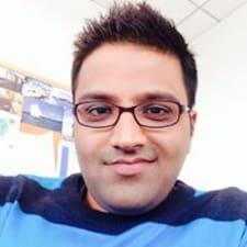 Perfil do utilizador de Kaushal