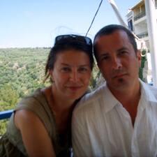 โพรไฟล์ผู้ใช้ Tero& Kristiina