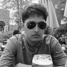 Anubhav User Profile