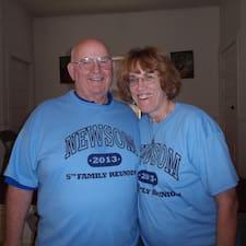 Carol And Gail ist der Gastgeber.