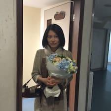 โพรไฟล์ผู้ใช้ Yuwen