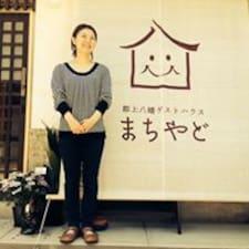 聖子 ist der Gastgeber.