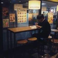 Perfil do utilizador de Jung Wook