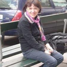 Profil Pengguna Maria Grazia