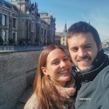 Profil utilisateur de Regina & Diego