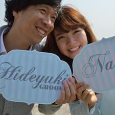 Nutzerprofil von Hide & Nao