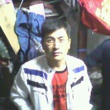 升阳 ist der Gastgeber.