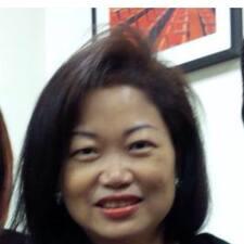 Henkilön Siew Lan käyttäjäprofiili