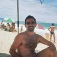 Luiz Carlos felhasználói profilja