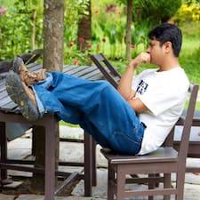 Profil utilisateur de Pradhumna