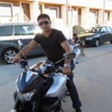 Profil utilisateur de Jose David