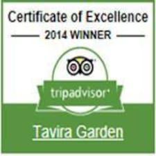 Perfil de usuario de Tavira Garden