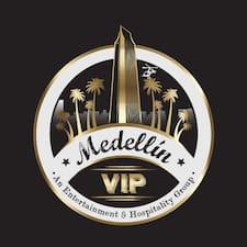 โพรไฟล์ผู้ใช้ Medellin VIP