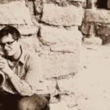 Arjun felhasználói profilja
