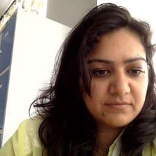 Mekhla User Profile