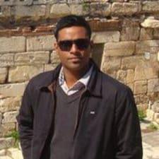 Naraen felhasználói profilja