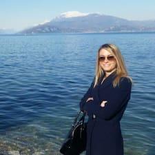 โพรไฟล์ผู้ใช้ Judit Viktoria