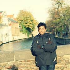 Sandesh felhasználói profilja