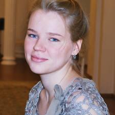 Henkilön Valeriya käyttäjäprofiili