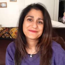 Shahena User Profile