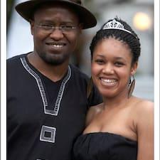 Perfil do utilizador de Ntuthuzelo