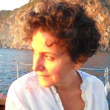 Henkilön Chiara käyttäjäprofiili